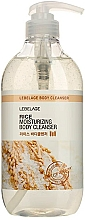 Profumi e cosmetici Gel doccia - Lebelag Rice Moisturizing Body Cleanser