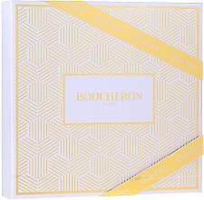 Profumi e cosmetici Boucheron Quatre Boucheron Pour Femme - Set (edp/100ml + b/lot/100ml+ sh/gel/100ml)