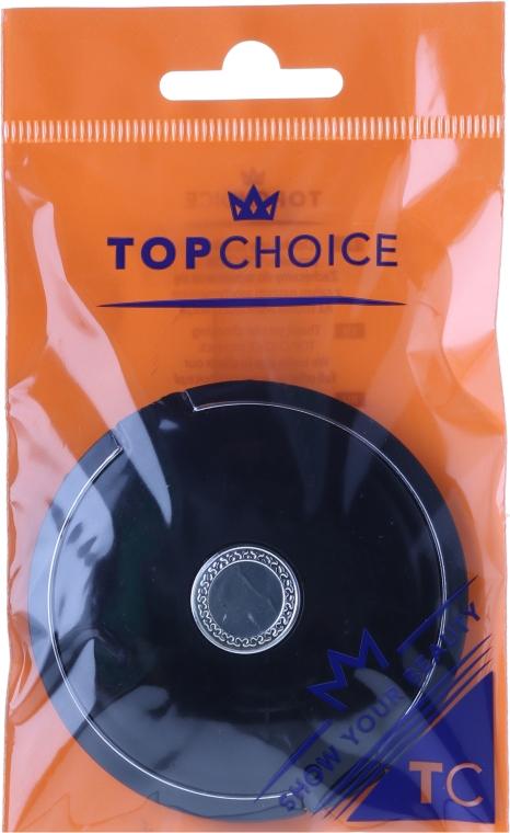 Specchio cosmetico doppio, nero, 5565 - Top Choice