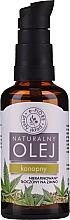 Profumi e cosmetici Olio di canapa con dosatore - E-Fiore Natural Oil