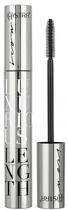 Mascara allungante - Astra Make-up Luxurious Length Mascara