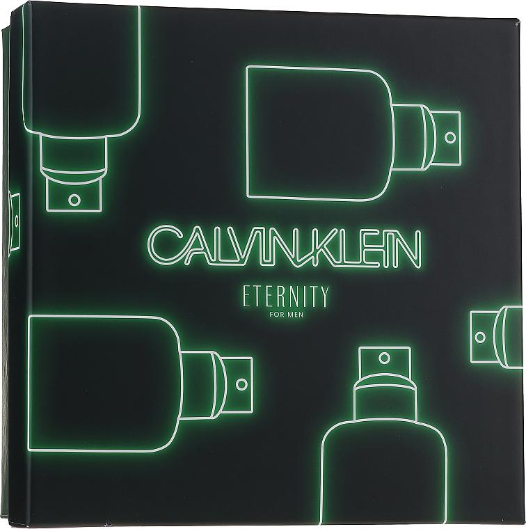 Calvin Klein Eternity For Men - Set (etd/100ml + deo/150ml)