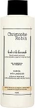 """Profumi e cosmetici Olio per massaggi """"Lavanda"""" - Christophe Robin Lavender Moisturising Hair Oil"""