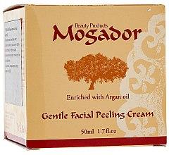 Profumi e cosmetici Crema-peeling viso - Mogador Centle Facial Peeling Cream