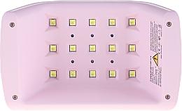 Set per unghie - Hi Hybrid Starter Set UV Gel Polish Manicure Easy Like A Selfie (n/base/5ml + n/top/5ml + n/polish/5ml + n/cl/50ml + lamp + baff + n/file/1pc) — foto N10