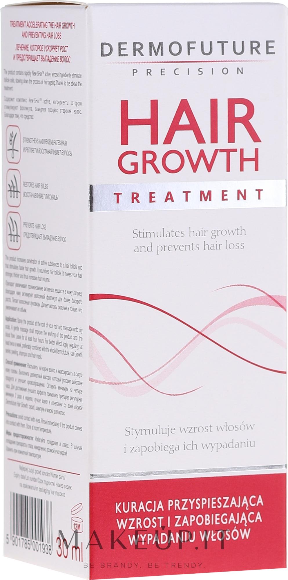 DermoFuture Hair Growth Peeling Treatment - Trattamento ...