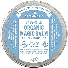 Profumi e cosmetici Balsamo corpo - Dr. Bronner's Organic Magic Balm Baby-Mild