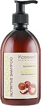 Profumi e cosmetici Shampoo nutriente - Kosswell Professional Macadamia Nutritive Shampoo Sulfate Free