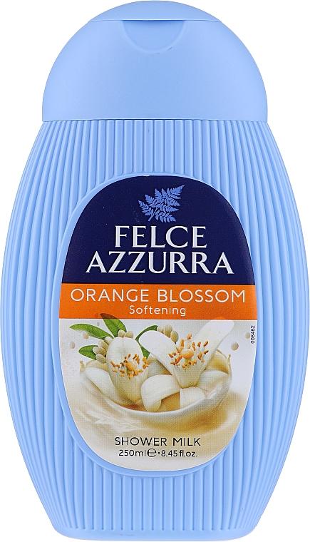"Crema doccia ""Fiore d'arancio"" - Felce Azzurra Shower-Gel"