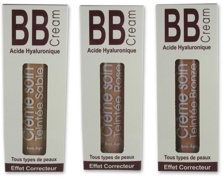 BB crema idratante - Naturado En Provence Bio BB Cream — foto N3