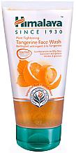 Profumi e cosmetici Gel detergente con mandarino - Himalaya Herbals Tangerine Face Wash