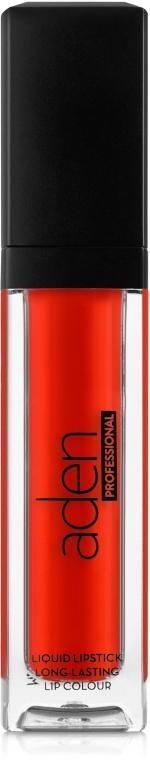 Rossetto liquido opaco - Aden Cosmetics Liquid Pro Lipstick