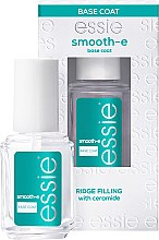Profumi e cosmetici Base per smalto - Essie Smooth-e Base Coat