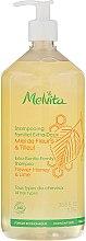 """Profumi e cosmetici Shampoo per capelli e corpo """"Fiori di miele e lime"""" - Melvita Extra-Gentle Family Shampoo"""
