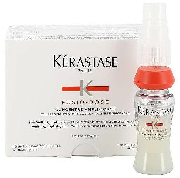 Concentrato per capelli indeboliti inclini alla caduta - Kerastase Fusio-Dose Ampli Force Concentrate