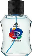 Profumi e cosmetici Adidas Team Five - Eau de toilette
