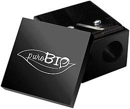Profumi e cosmetici Temperino doppio - PuroBio Cosmetics Eyeliner Pencil Sharpener