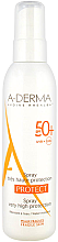 Profumi e cosmetici Spray solare - A-Derma Protect Spray Very High Protection SPF 50+