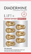 Profumi e cosmetici Capsule per viso - Diadermine Lift+ Sofort Effect Capsules
