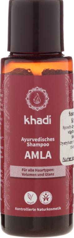 "Shampoo ayurvedico ""Amla"" - Khadi Amla Shampoo"