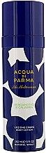 Profumi e cosmetici Acqua di Parma Blu Mediterraneo Bergamotto di Calabria - Lozione-spray corpo