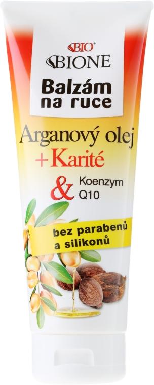 Balsamo mani - Bione Cosmetics Argan Oil Hand Ointment