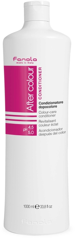 Condizionante per capelli colorati - Fanola Colour-Care Conditioner