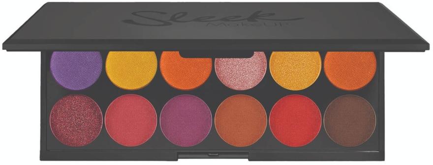 Palette trucco - Sleek MakeUP iDivine Chasing The Sun Eyeshadow Palette