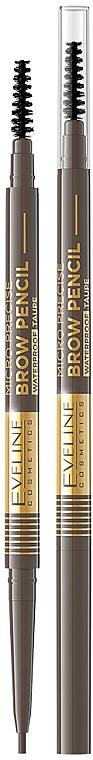 Matita per occhi - Eveline Cosmetics Brow Pencil