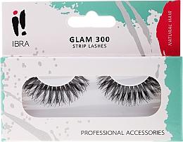 Profumi e cosmetici Ciglia finte - Ibra Eyelash Glam 300