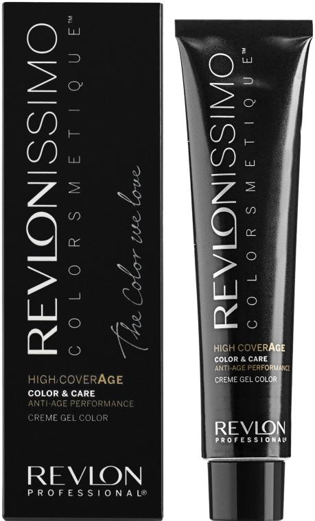 Crema colorante per capelli - Revlon Professional Revlonissimo Anti Age Technology High Coverage XL150