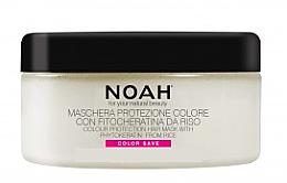 Profumi e cosmetici Maschera per capelli colorati con riso e fitocheratina - Noah Hair Mask With Rice Phytokeratine