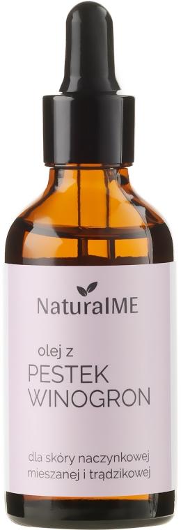 Olio di semi d'uva - NaturalME