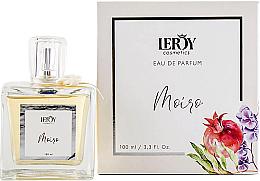 Profumi e cosmetici Leroy Cosmetics Moiro - Eau de Parfum