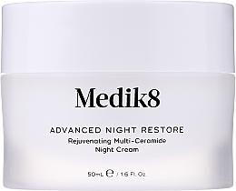 Profumi e cosmetici Crema viso rigenerante multi ceramidi, da notte - Medik8 Advanced Night Restore Rejuvenating Multi-Ceramide Night Cream