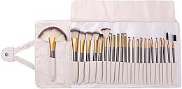 Profumi e cosmetici Set pennelli trucco, 24 pz - Lewer