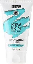 Profumi e cosmetici Gel viso idratante con acido glicolico - Beauty Formulas New Skin Glycolic Hydrating Gel