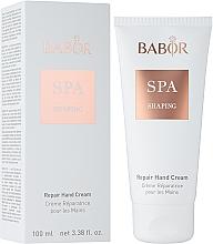 Profumi e cosmetici Crema mani rigenerante - Babor SPA Shaping Repair Hand Cream