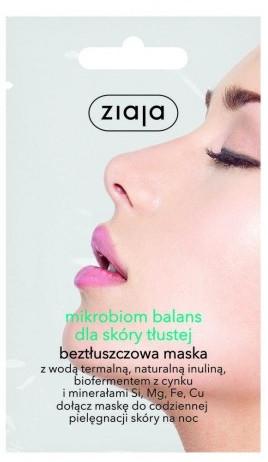 Maschera viso - Ziaja Microbiom Cream Face Mask