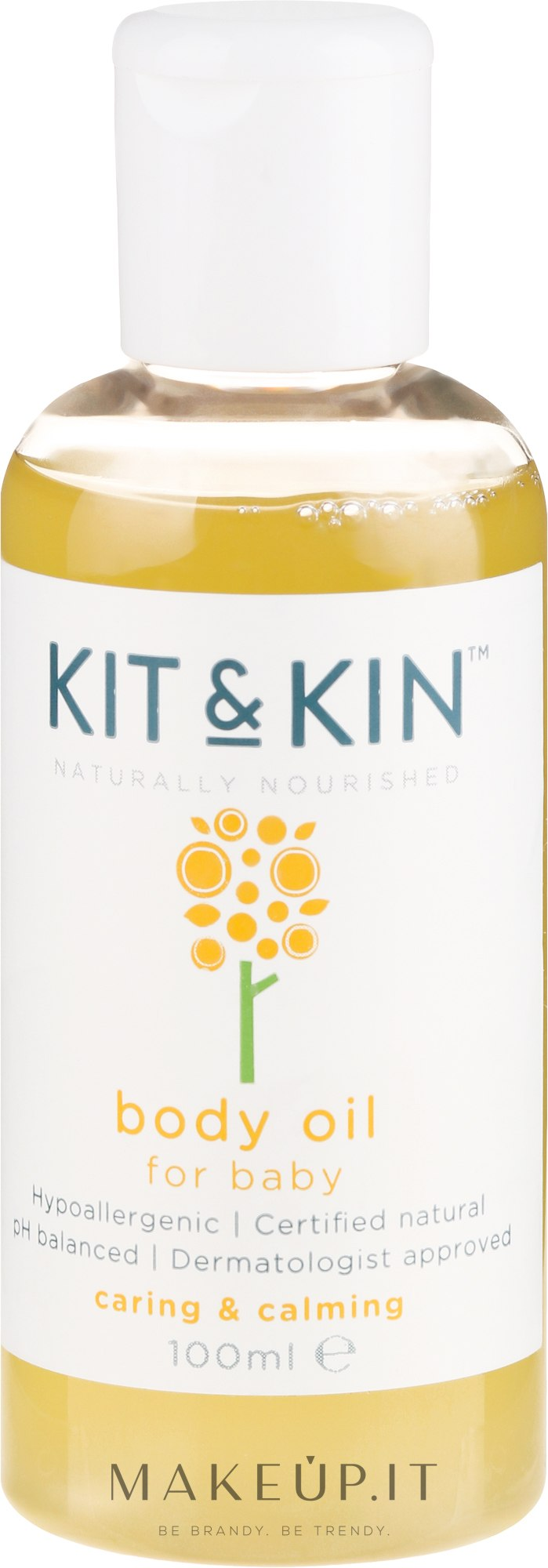Olio corpo - Kit and Kin Body Oil — foto 100 ml