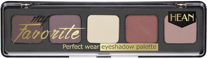 Palette di ombretti - Hean My favorite Eye Shadow Palette