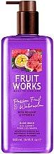 """Profumi e cosmetici Sapone mani """"Frutto della passione e anguria"""" - Grace Cole Fruit Works Hand Wash Passion Fruit & Watermelon"""