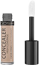 Profumi e cosmetici Concealer - Gosh Concealer High Coverage
