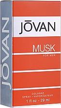 Profumi e cosmetici Jovan Musk For Men - Colonia