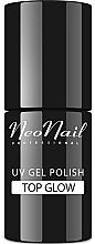 Profumi e cosmetici Top lucidante per smalto gel - NeoNail Professional Top Glow