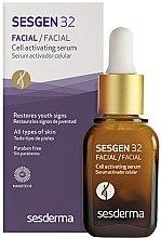 Profumi e cosmetici Siero attivatore di cellule - SesDerma Laboratories Sesgen 32 Cell Activating Serum