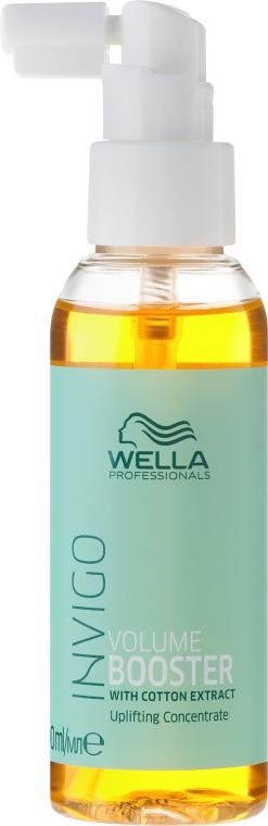 Booster concentrato per capelli - Wella Professionals Invigo Volume Boost Booster — foto N2