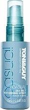 Profumi e cosmetici Spray capelli testurizzante - Toni & Guy Casual Sea Salt Texturising Spray
