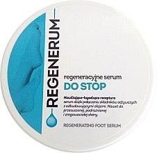 Profumi e cosmetici Siero rivitalizzante per piedi - Aflofarm Regenerum Serum