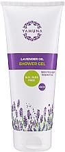 Profumi e cosmetici Gel doccia con olio di lavanda - Yamuna Lavender Oil Shower Gel